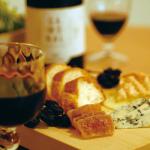 ワインとチーズにぴったりのスイーツ