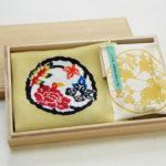 紅型風呂敷『furoshiki ハナヌヌ』発売のご案内