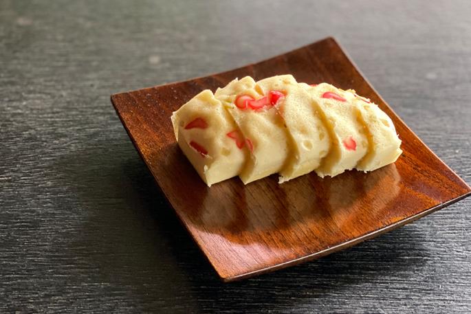 琉球伝統菓子 ちいるんこう(鶏卵餻)